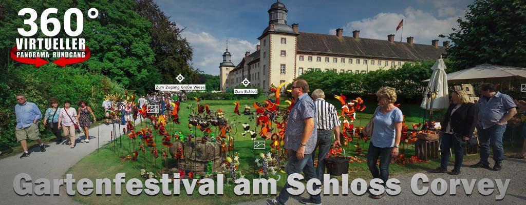 Gartenfestival Winterzauber in Laubach