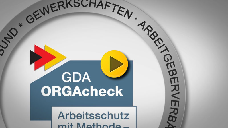 Animation GDA Orgacheck